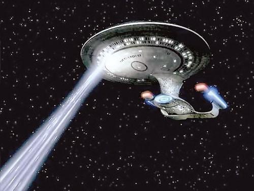 Hiện thực hóa vũ khí trong Star Trek ảnh 1