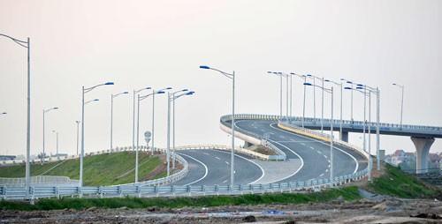Hôm nay thông xe toàn tuyến cao tốc Hà Nội–Hải Phòng ảnh 3
