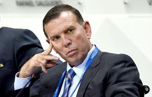 Chủ tịch CONCACAF và CONMEBOL bị bắt ảnh 1