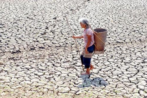 Biến đổi khí hậu đe dọa người nghèo ảnh 1