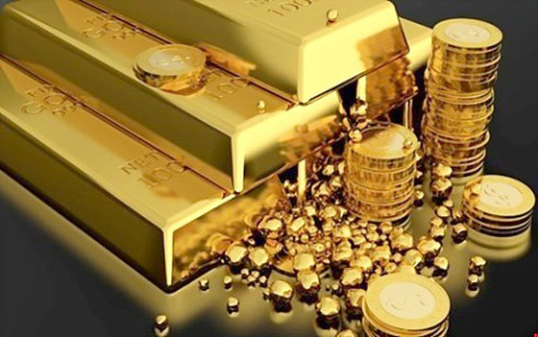 Sáng 4-12: Giá vàng thế giới bật tăng mạnh ảnh 1