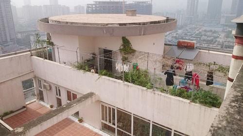 Cơi nới phần diện tích chung nhà chung cư ảnh 1