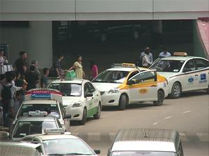 Xử lý tình trạng taxi dù ở Nội Bài ảnh 1