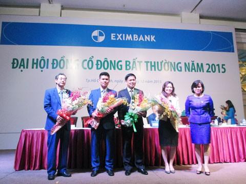 Đã có phương án nhân sự tại Eximbank ảnh 1