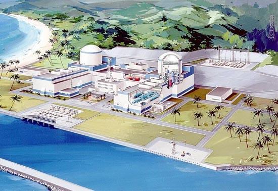 Nhà máy điện hạt nhân bước đi cẩn trọng ảnh 1