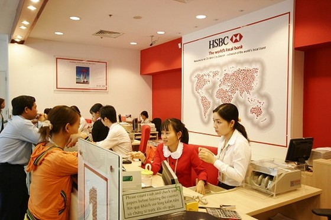 HSBC dẫn đầu thị trường thẻ VN 5 năm ảnh 1