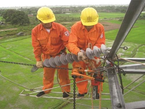 EVN SPC đảm bảo điện Tết Nguyên đán ảnh 1
