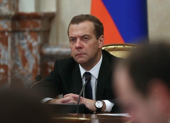 Nga tinh giản 10% nhân viên chính phủ ảnh 1