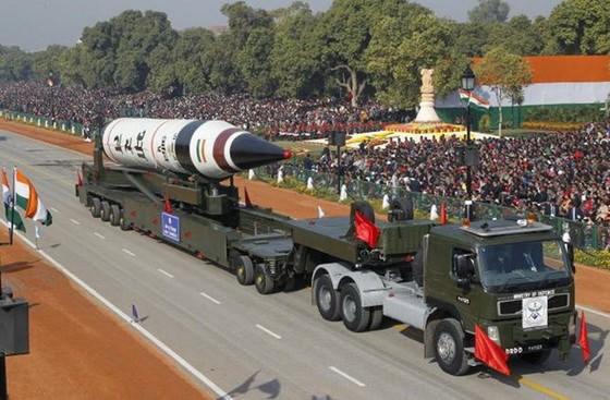 Thành phố hạt nhân tuyệt mật của Ấn Độ ảnh 1