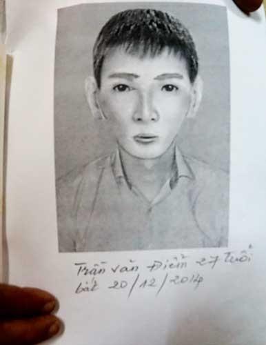 Họa sĩ Võ Tấn Thành (K2): Phát họa chân dung sát thủ máu lạnh ảnh 2