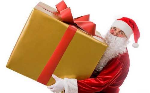 Quà Noel nửa triệu đô ảnh 1