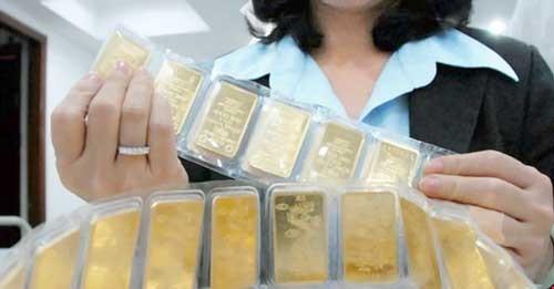 Sáng 21-12, vàng SJC tìm lại mốc 33 triệu đồng/lượng ảnh 1