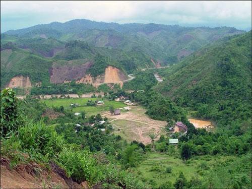Thừa Thiên-Huế: 19 ngày, 6 trận động đất ảnh 1