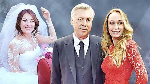 Ancelotti mê ăn ngon và gái đẹp ảnh 1