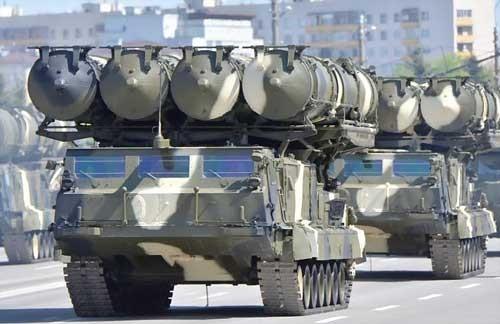 Nga cung cấp hệ thống tên lửa S-300 cho Iran ảnh 1