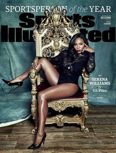 Serena Williams là một bước ngoặt? ảnh 1