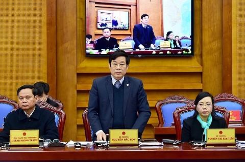 Bế mạc Hội nghị Chính phủ với các địa phương ảnh 2