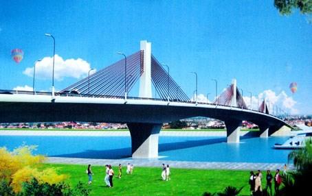 1.000 tỷ đồng khởi công xây cầu An Hảo ảnh 1