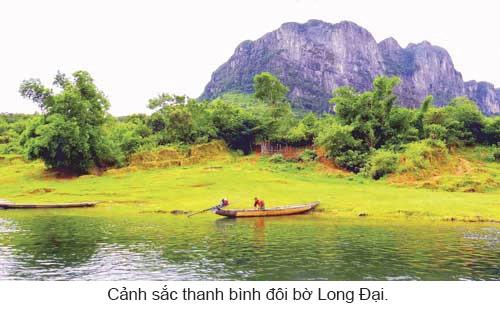Kỳ thú vượt sông Long Đại ảnh 2