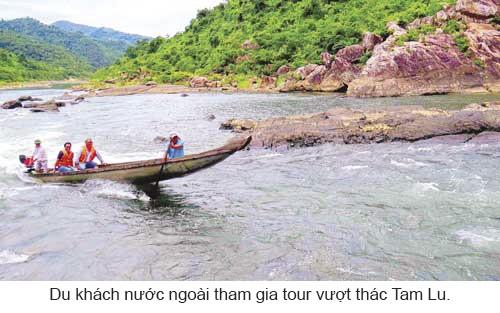 Kỳ thú vượt sông Long Đại ảnh 5