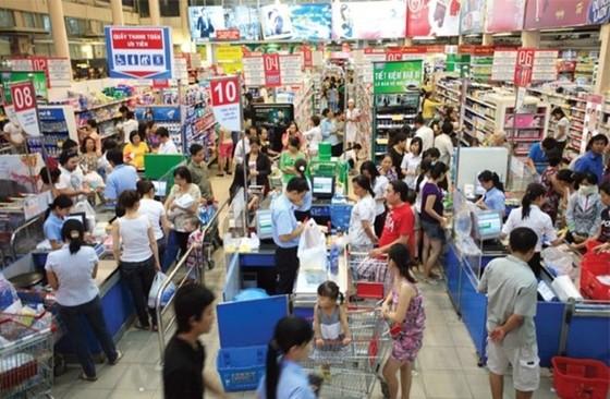 Sức mua năm 2015 tăng 9,5% ảnh 1