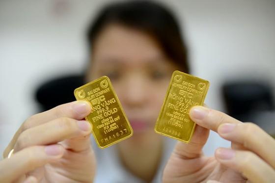 NHNN cấp hạn mức gia công vàng cho SJC ảnh 1