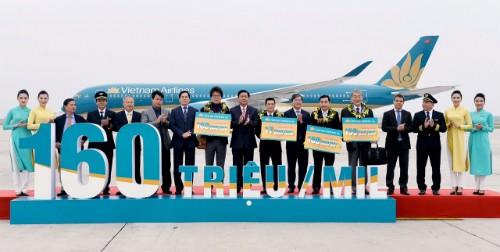 VNA đón hành khách thứ 160 triệu ảnh 1
