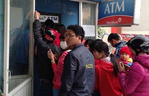 Cảnh giác tội phạm ATM dịp cuối năm ảnh 1