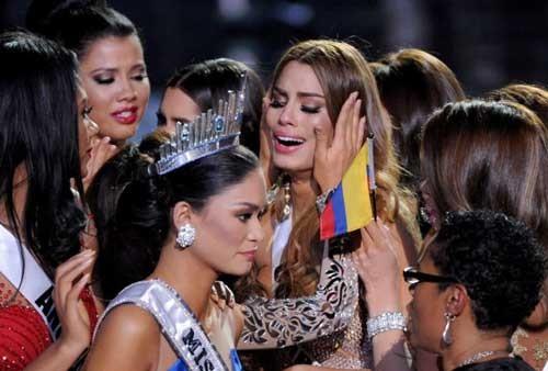 Hoa hậu Colombia Ariadna Gutiérrez lên tiếng ảnh 1
