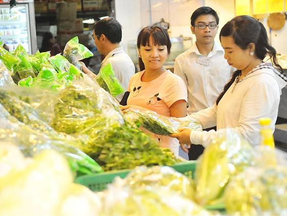 Sức mua tăng mạnh ở các siêu thị ảnh 1