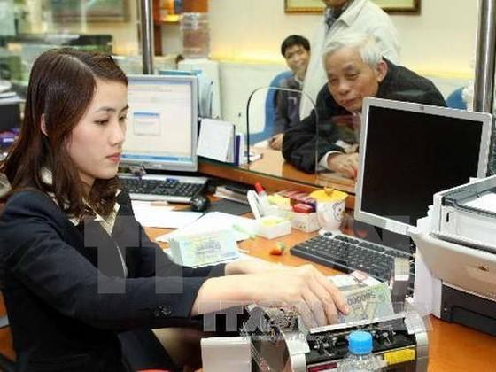 Ngân hàng tăng lãi suất cho nhu cầu vốn Tết ảnh 1