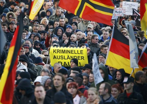 Đức cam kết siết luật với người nhập cư ảnh 1