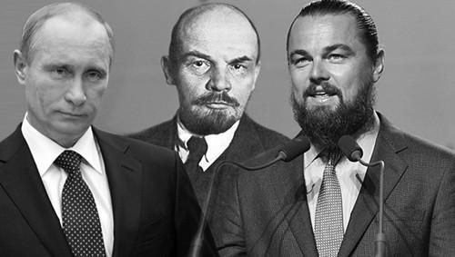 Leonardo DiCaprio được nhắm vào vai lãnh tụ Lenin ảnh 1