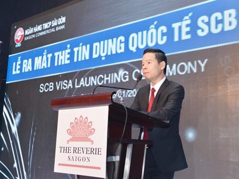 SCB ra mắt thẻ tín dụng quốc tế Visa ảnh 1