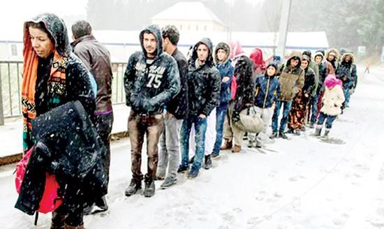 Châu Âu thắt chặt chính sách nhập cư ảnh 1