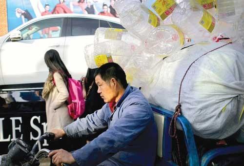 Trung Quốc tìm mô hình kinh tế mới ảnh 1