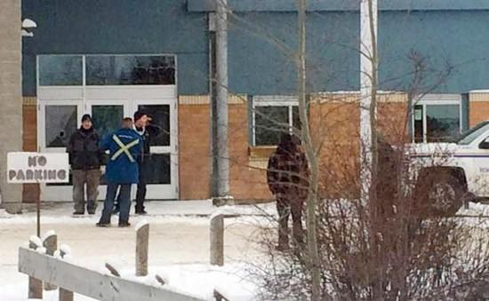 Xả súng trường học Canada, 5 người chết ảnh 1