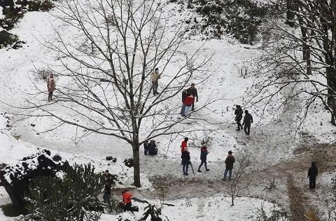 Nhiều địa điểm có băng tuyết ở Việt Nam ảnh 2