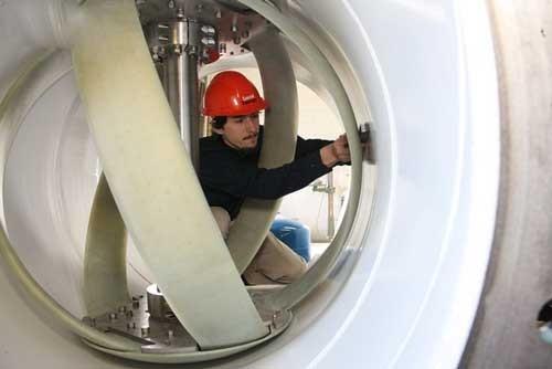Sản xuất điện từ… đường ống nước ảnh 1