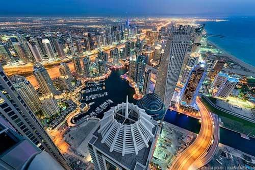 Đại gia Việt đổ xô đi Dubai đón Tết ảnh 1