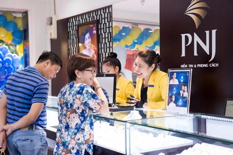 Dòng sản phẩm ngày thần tài của PNJ ảnh 1