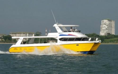 Chìm tàu cao tốc chở 6 khách Việt Nam tại Campuchia ảnh 1