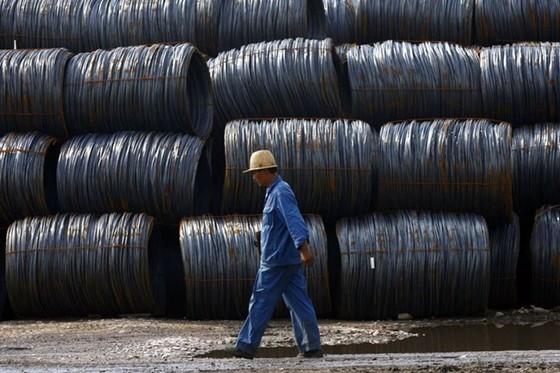 EU điều tra chống phá giá thép Trung Quốc ảnh 1