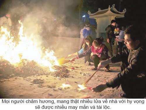 Lễ hội xin lửa đầu năm ảnh 6