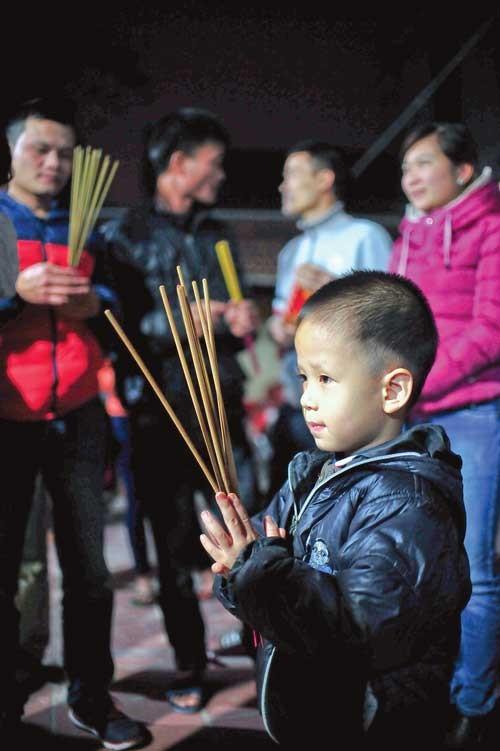 Lễ hội xin lửa đầu năm ảnh 7
