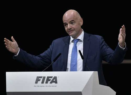 FIFA sẽ làm mới hình ảnh, giành lại sự tôn trọng vốn có ảnh 1
