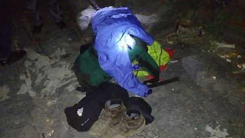 Du khách nước ngoài mất tích ở Lâm Đồng ảnh 1