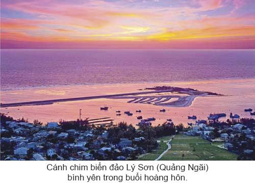 Quyến rũ biển Việt Nam ảnh 1