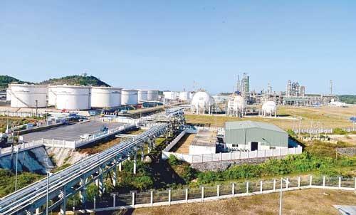 Hiệu quả ưu đãi dự án lọc dầu? ảnh 1