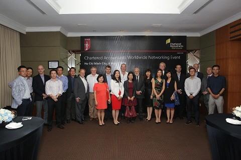 Lãnh đạo kế toán, tài chính hội tụ tại CAW ảnh 1